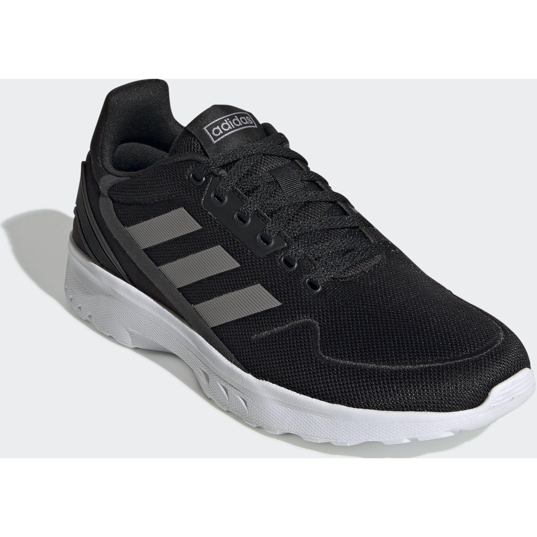 Adidas Nebzed NEGRO / GRIS Correr por carretera