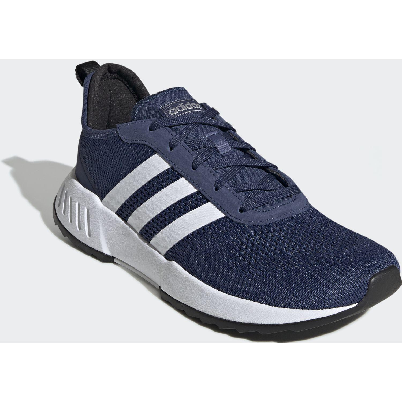 Adidas Phosphere Azul / blanco Running en pista