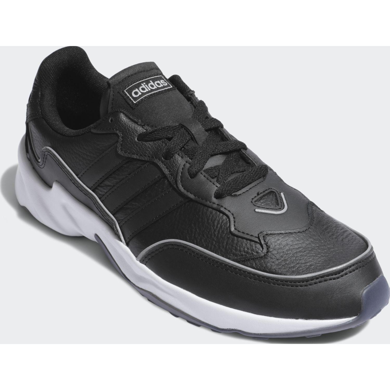 Adidas 20-20 fx Negro Running en pista