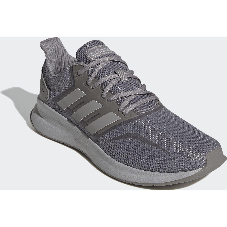 Adidas runfalcon Gris Running en pista