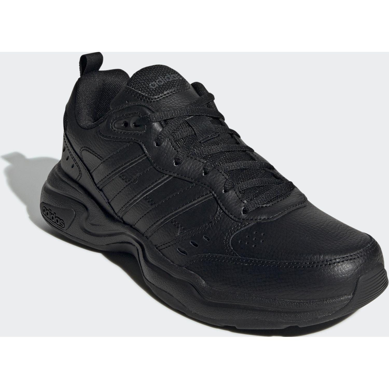 Adidas strutter Negro Hombres