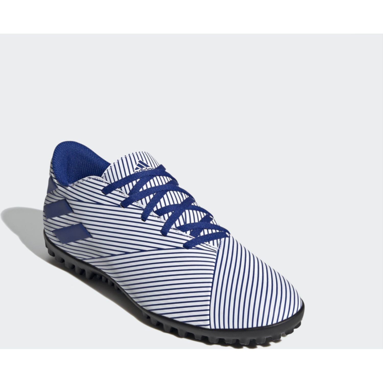 Adidas Nemeziz 19.4 Tf Blanco / azul Hombres