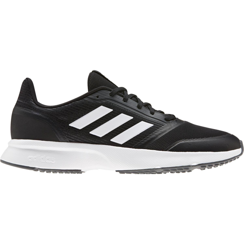 Adidas Nova Flow Negro / blanco Running en pista