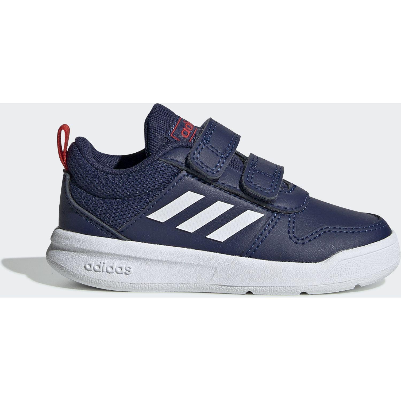 Adidas Tensaur I Azul / blanco Para caminar
