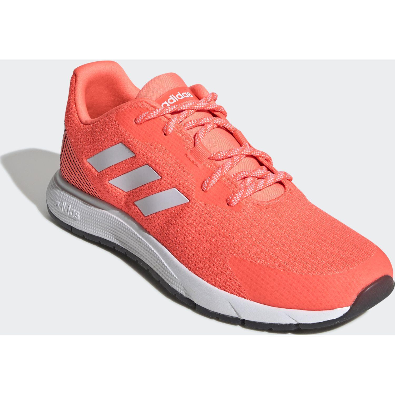 Adidas Sooraj Coral / blanco Correr por carretera