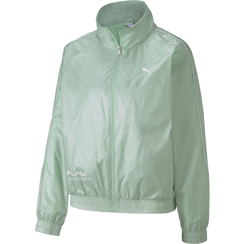 Puma evide jacket Verde Casacas de Atletismo