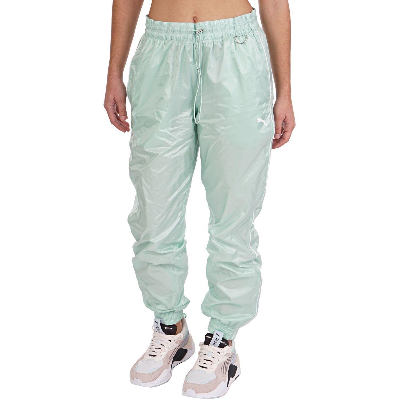 Puma evide track pant Verde Pantalones deportivos