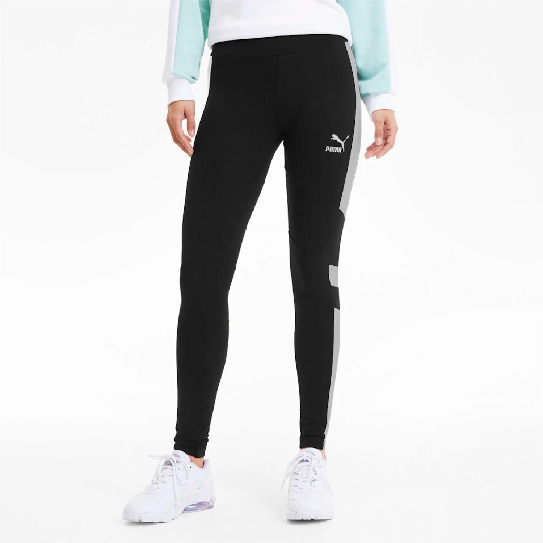 Puma tfs legging Negro / blanco Leggings Deportivos