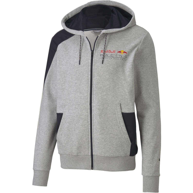 Puma rbr hooded sweat jacket Gris / azul Casacas de Atletismo