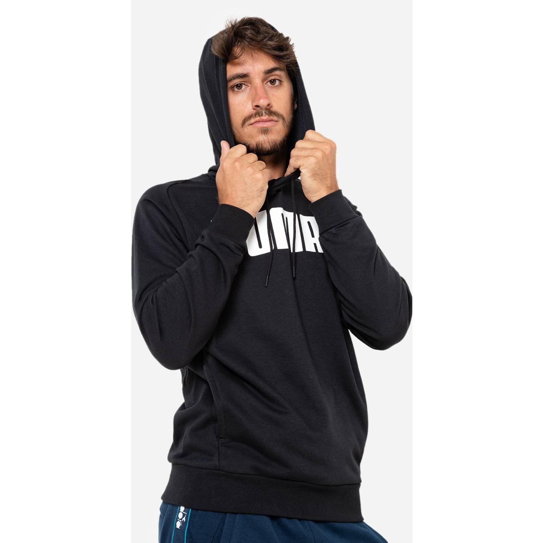 Puma active ka hoody Negro / blanco Hoodies Deportivos