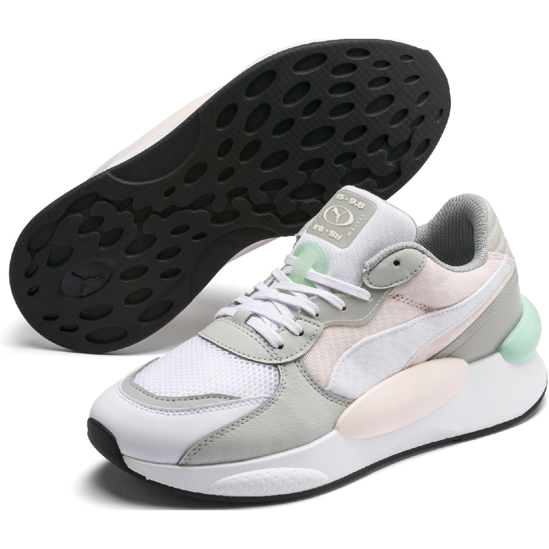 Puma rs 9.8 fresh Blanco / gris Walking