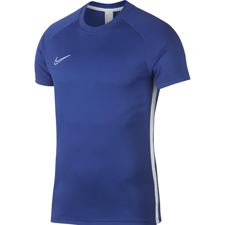 Nike m nk dry acdmy top ss Azul Camisetas y Polos Deportivos