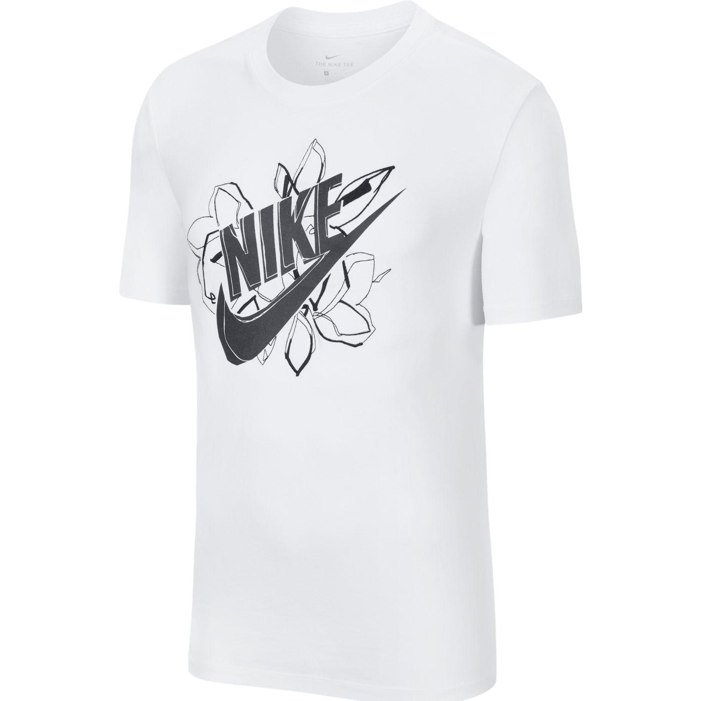 Nike m nsw ss tee rs3 Blanco Polos