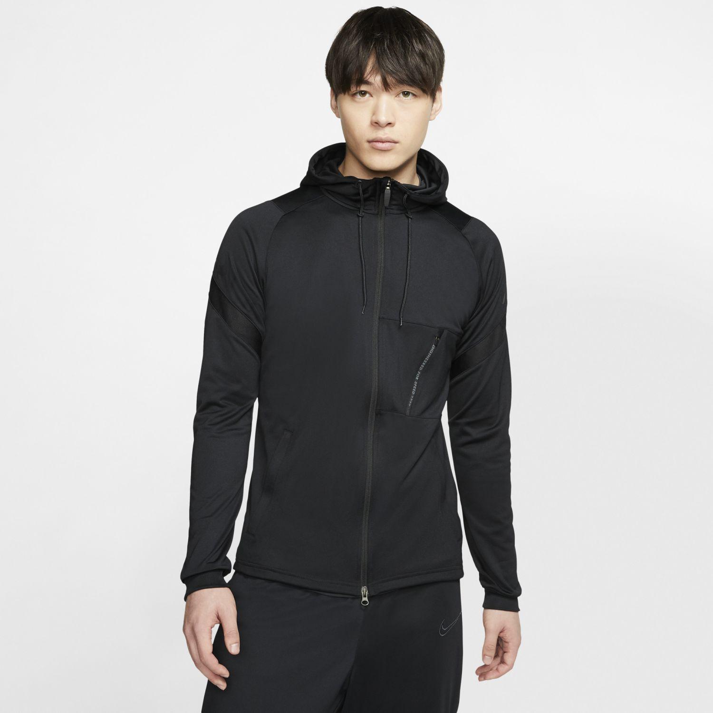 Nike M Nk Dry Strke Trk Jkt Hd K Ng Negro