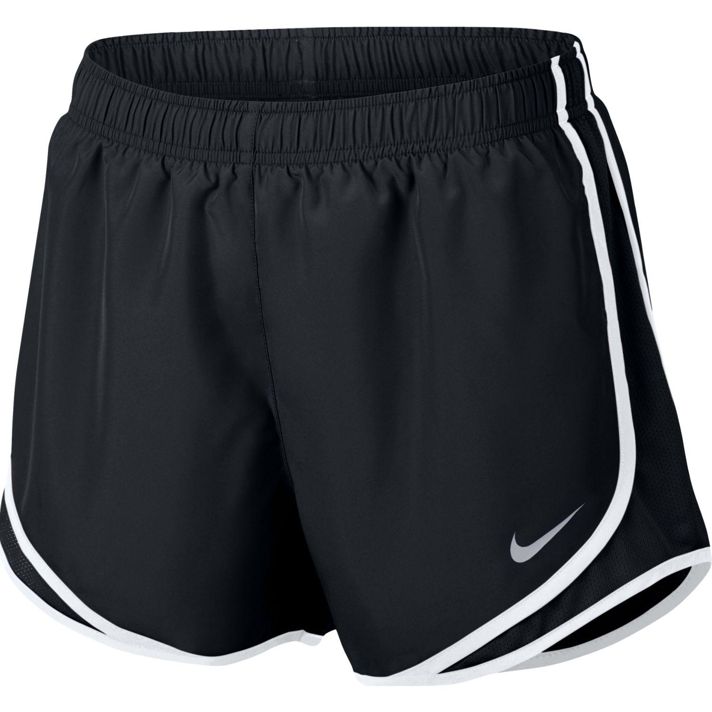 Nike W Nk Tempo Short Negro Shorts deportivos
