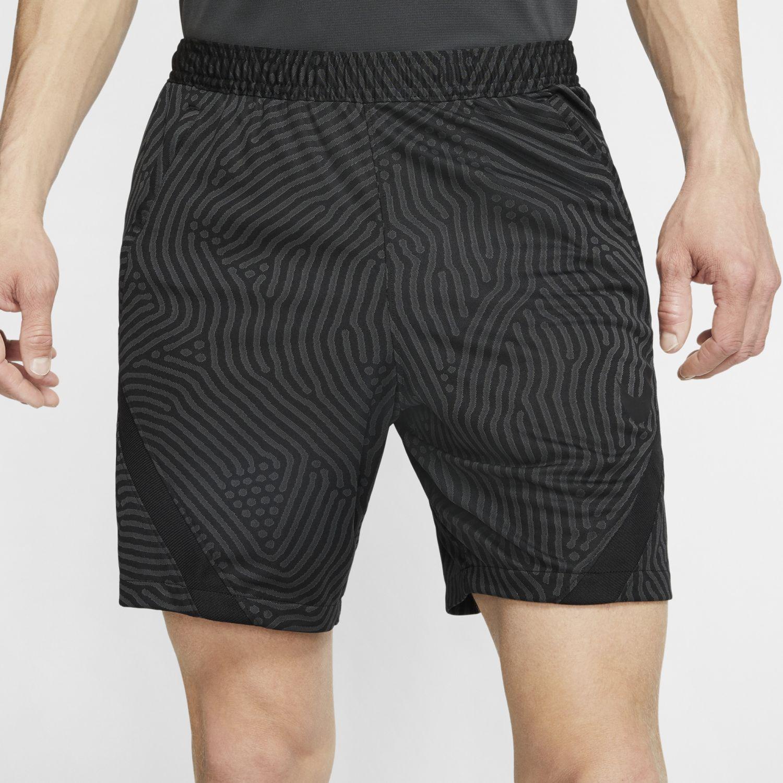 Nike M Nk Dry Strke Short Kz Ng NEGRO / GRIS Shorts Deportivos