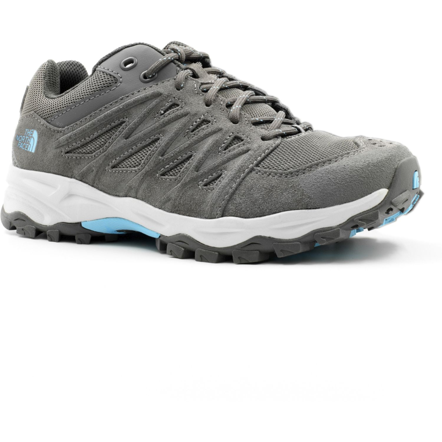 The North Face W Truckee Gris Zapatos de senderismo