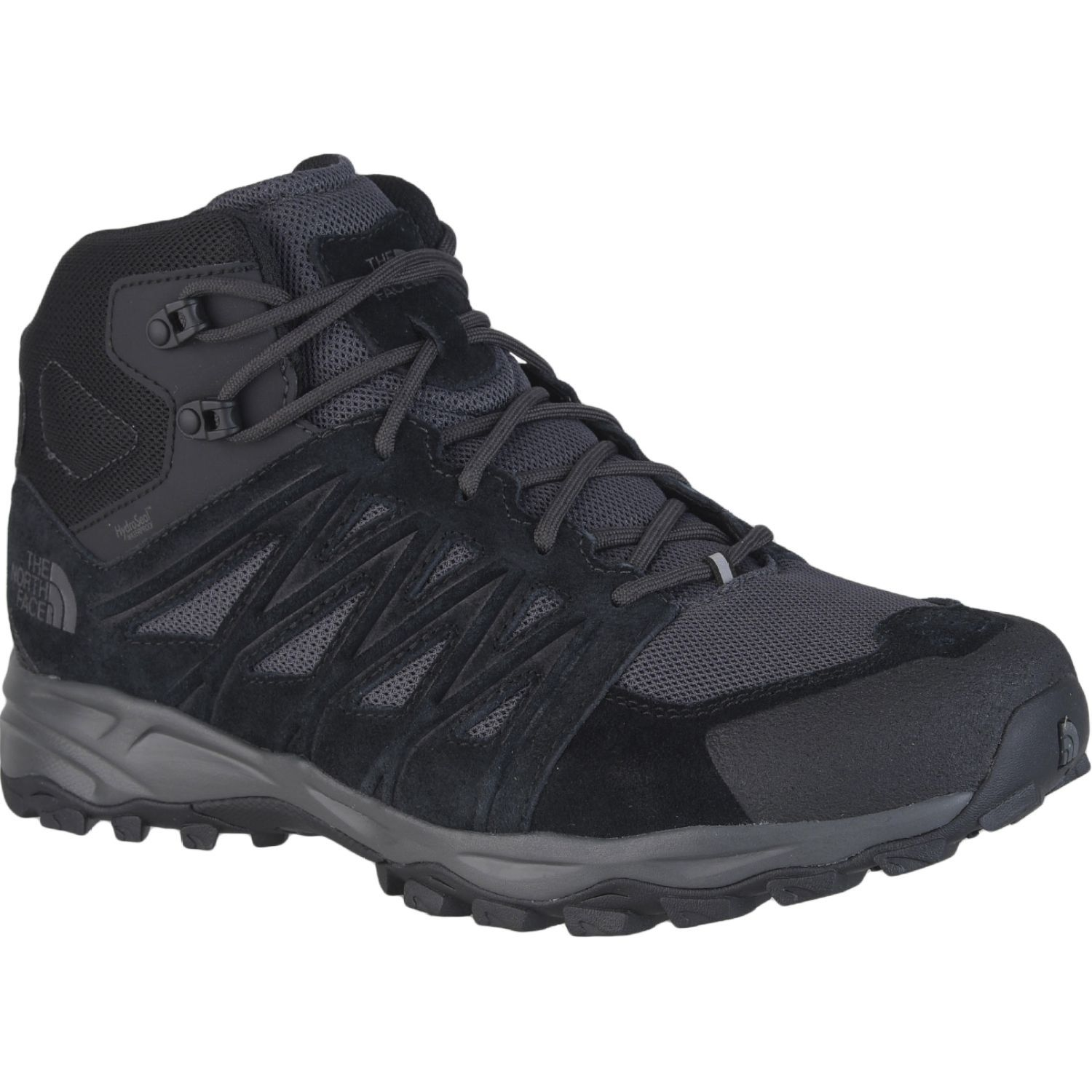 The North Face M Truckee Mid NEGRO / GRIS Calzado hiking