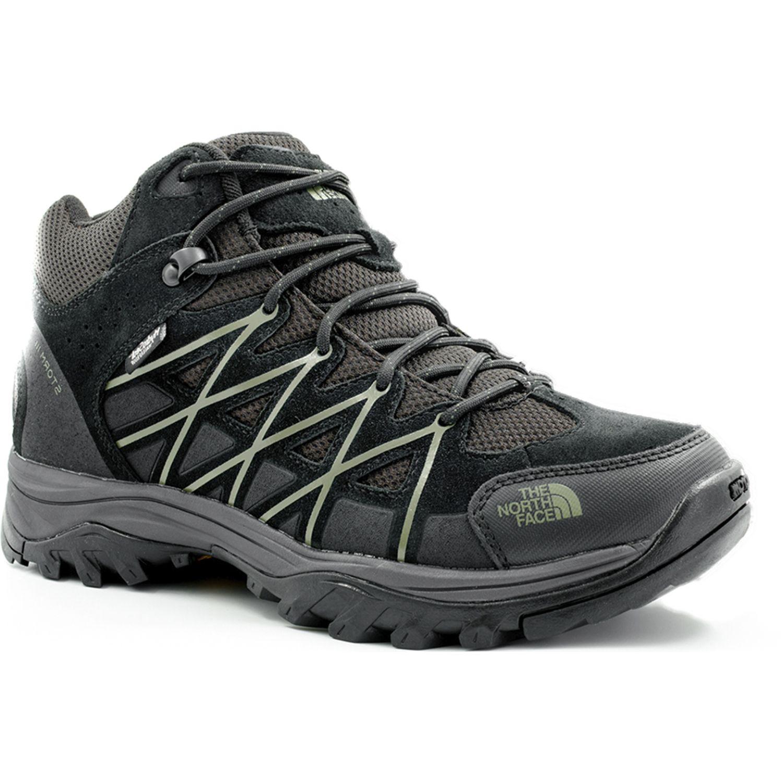 The North Face M Storm Iii Mid Wp Negro Zapatos de senderismo