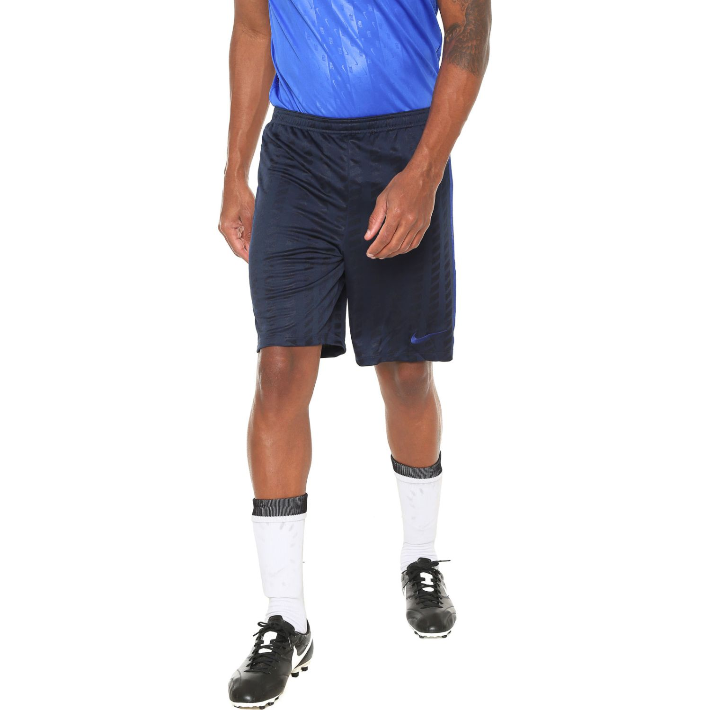 Nike M Nk Acdmy Short Jaq K Azul Shorts deportivos