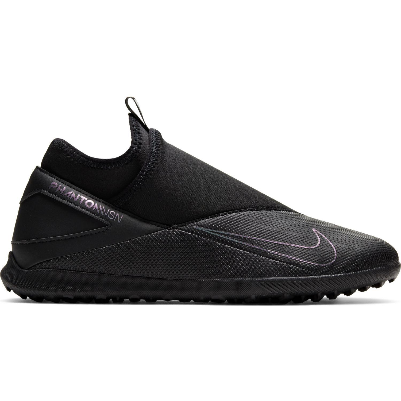 Nike Phantom Vsn 2 Club Df Tf Negro Hombres