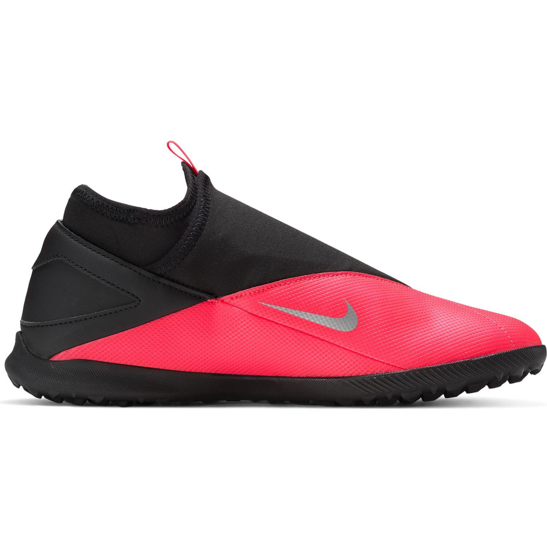 Nike Phantom Vsn 2 Club Df Tf Rojo / negro Hombres