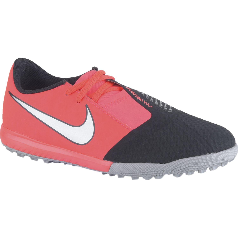 Nike JR PHANTOM VENOM ACADEMY TF Rojo / negro Muchachos