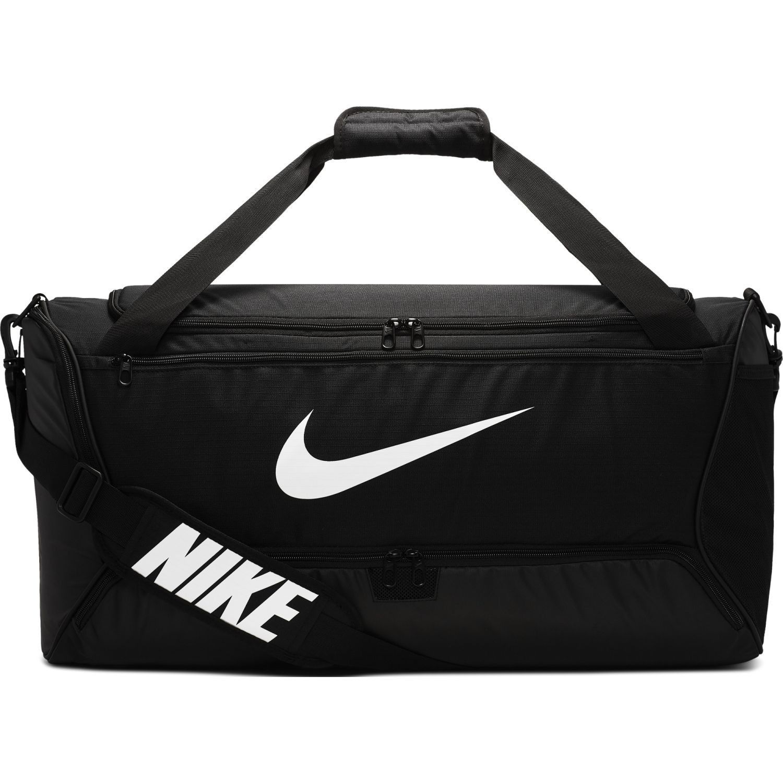 Nike nk brsla m duff - 9.0 (60l) Negro Bolsos de gimnasio