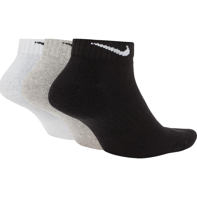 Nike U Nk Everyday Cush Low 3pr Varios Medias deportivas