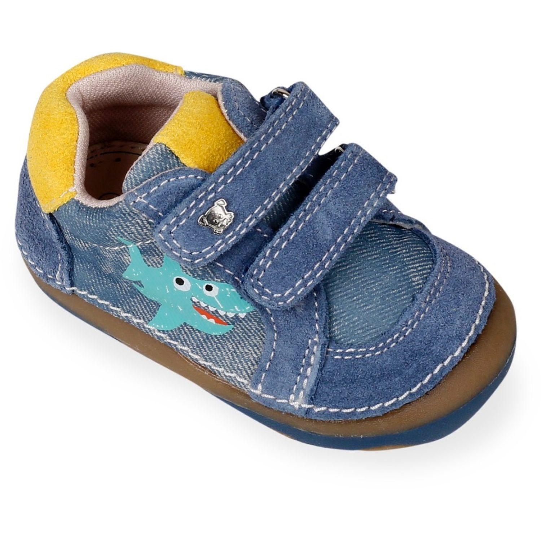 PILLIN Pzq35 Azul Zapatos Oxford y de los holgazanes