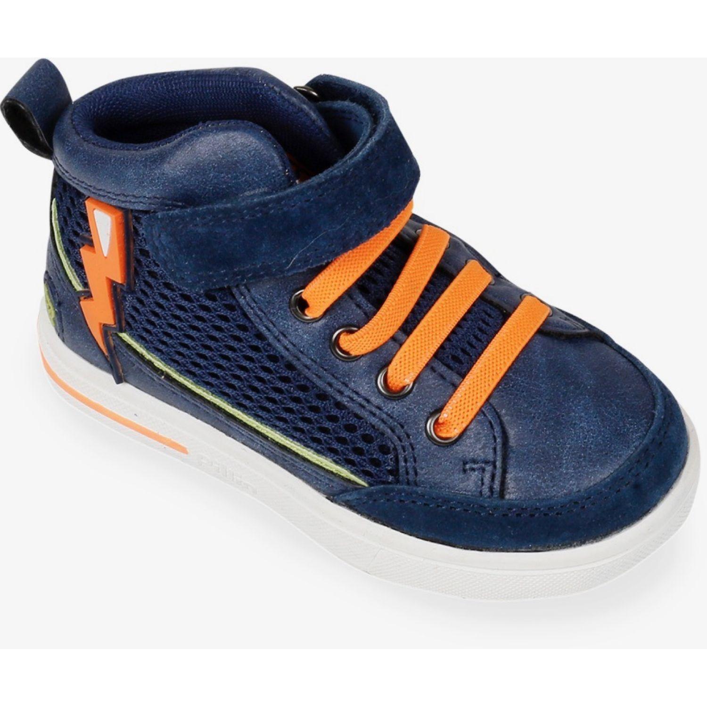 PILLIN PZQ93 Azul Zapatos Oxford y de los holgazanes