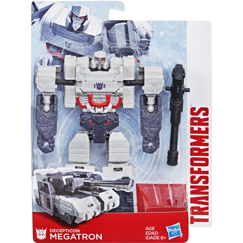 Transformers Tra Authentics Alpha Megatron Varios Figuras de acción