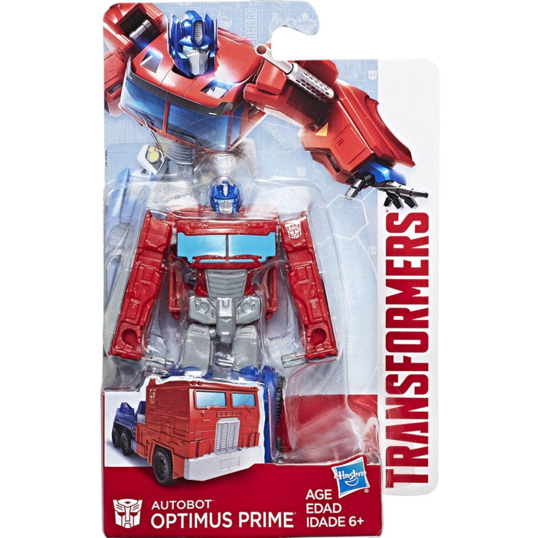 Transformers Tra Authentics Bravo Optimus Prime Varios Figuras de Acción