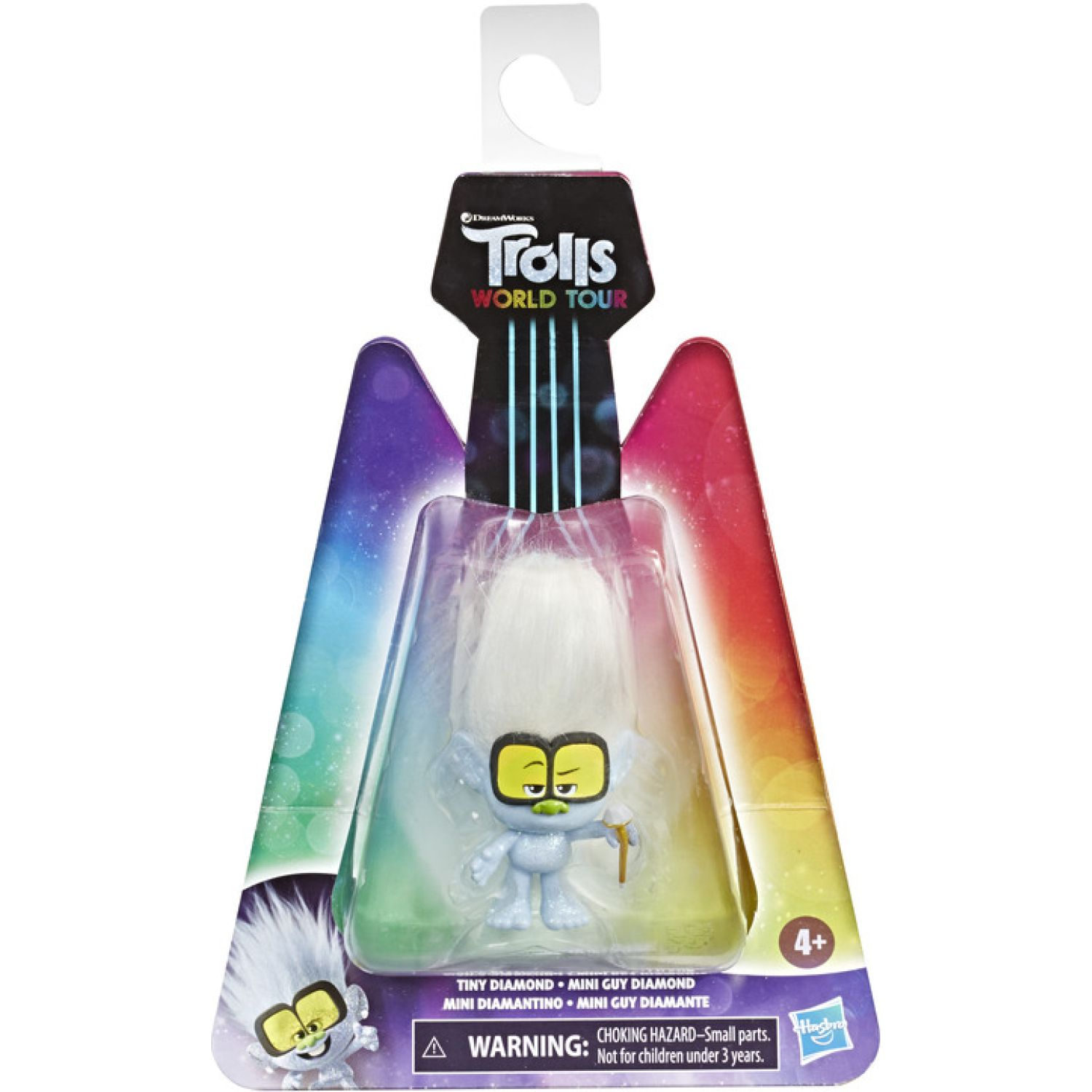 Trolls TRS WORLD TOUR TINY DIAMOND Varios muñecas