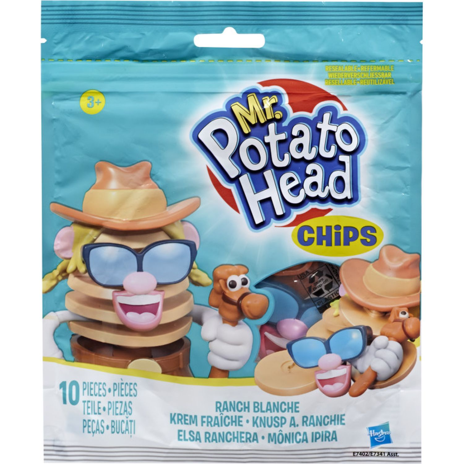 Toy Story MPH CHIPS RANCH BLANCHE Varios Figuras de acción