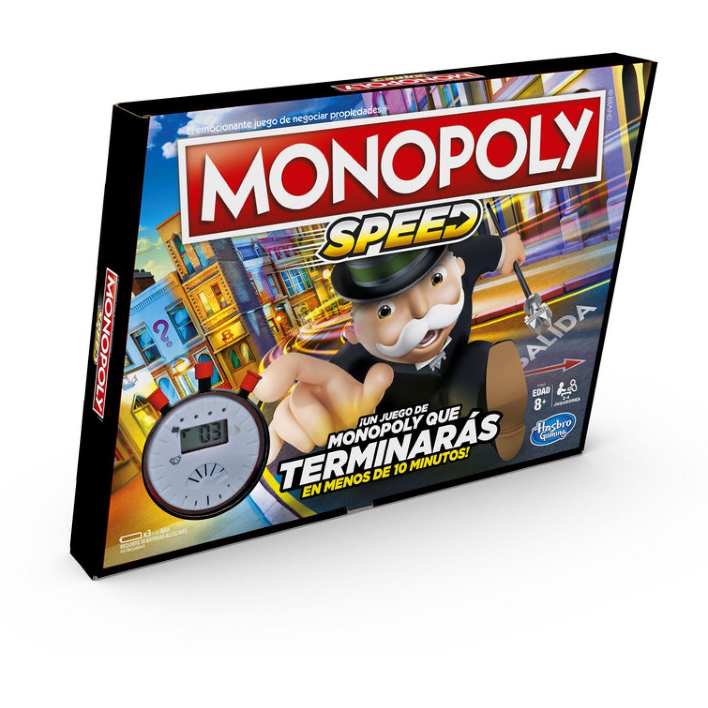 MONOPOLY Monopoly Speed Varios Juegos de mesa