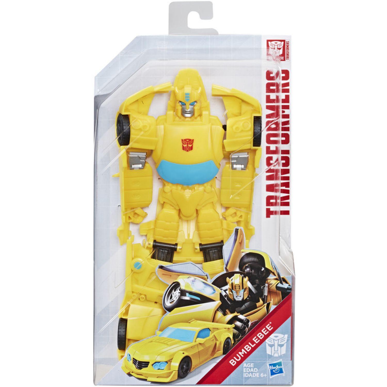Transformers TRA AUTHENTICS TITAN CHANGER BUMBLEB Varios Figuras de Acción