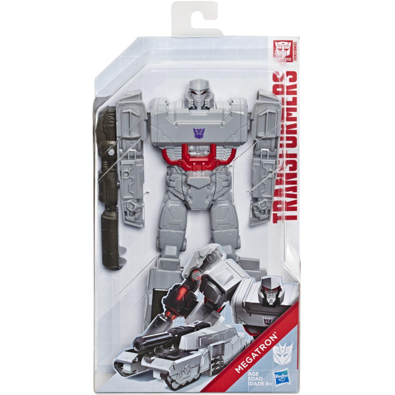 Transformers Tra Authentics Titan Changer Mega Varios Figuras de acción
