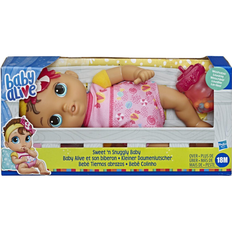 BABY ALIVE Ba Sweet N Snuggly Baby Varios Muñecas