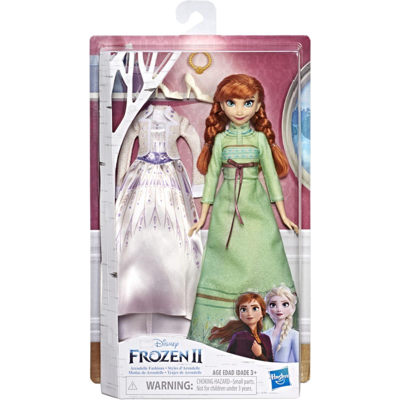 Frozen FRZ 2 ARENDELLE FASHIONS ANNA Varios muñecas