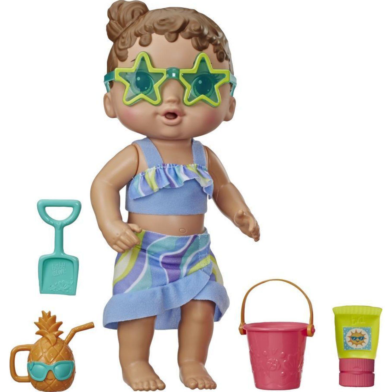 BABY ALIVE Ba Sun N Sand Baby