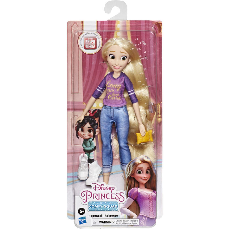 Princesas DPR COMFY RAPUNZEL Varios muñecas