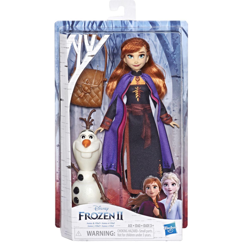 Frozen Frz 2 Fd Anna And Olaf Varios Muñecas
