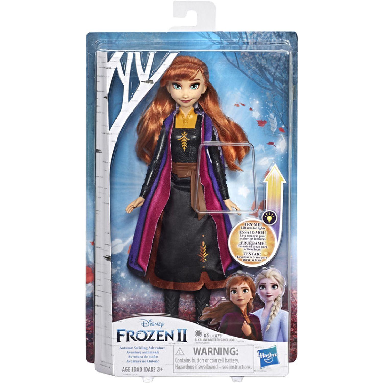 Frozen FRZ 2 AUTUMN SWIRLING ADVENTURE ANNA Varios Muñecas