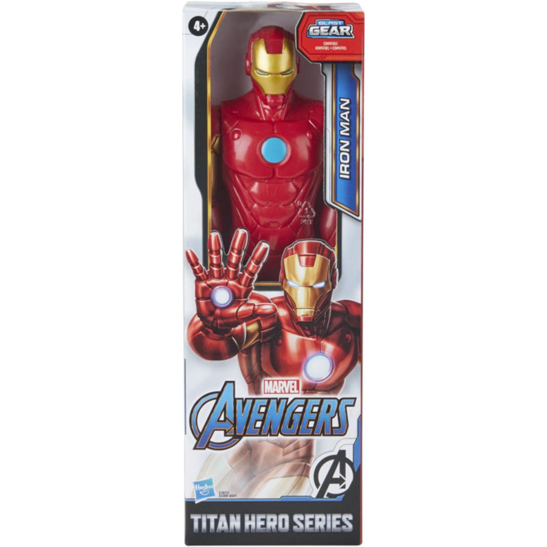 Avengers AVN TITAN HERO FIGURE IRON MAN Varios Figuras de Acción