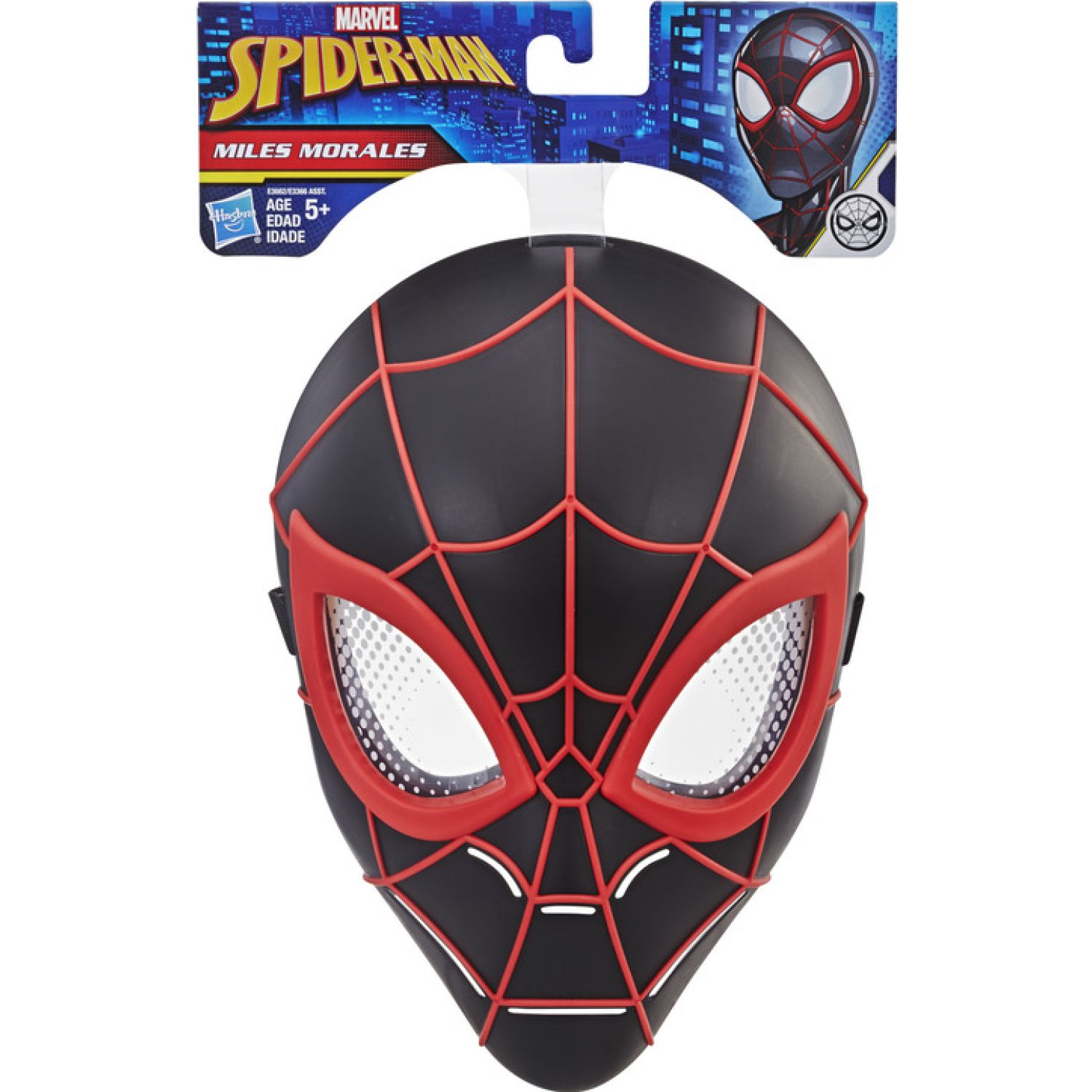 SPIDER-MAN SPD HERO MASK MILES Varios Antifaces