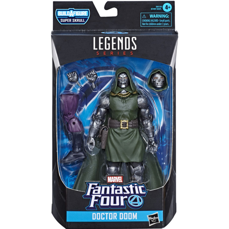 Marvel mvl f4 legends doctor doom Varios Figuras de acción
