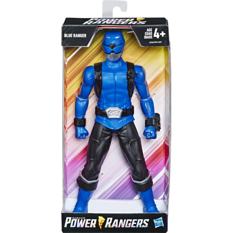 POWER RANGERS prg 9.5in bmr blue ranger Varios Figuras de acción