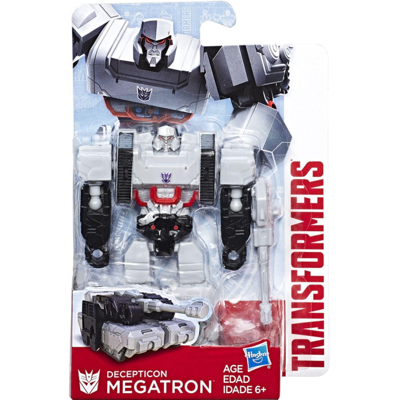 Transformers Tra Authentics Bravo Megatron Varios Figuras de Acción