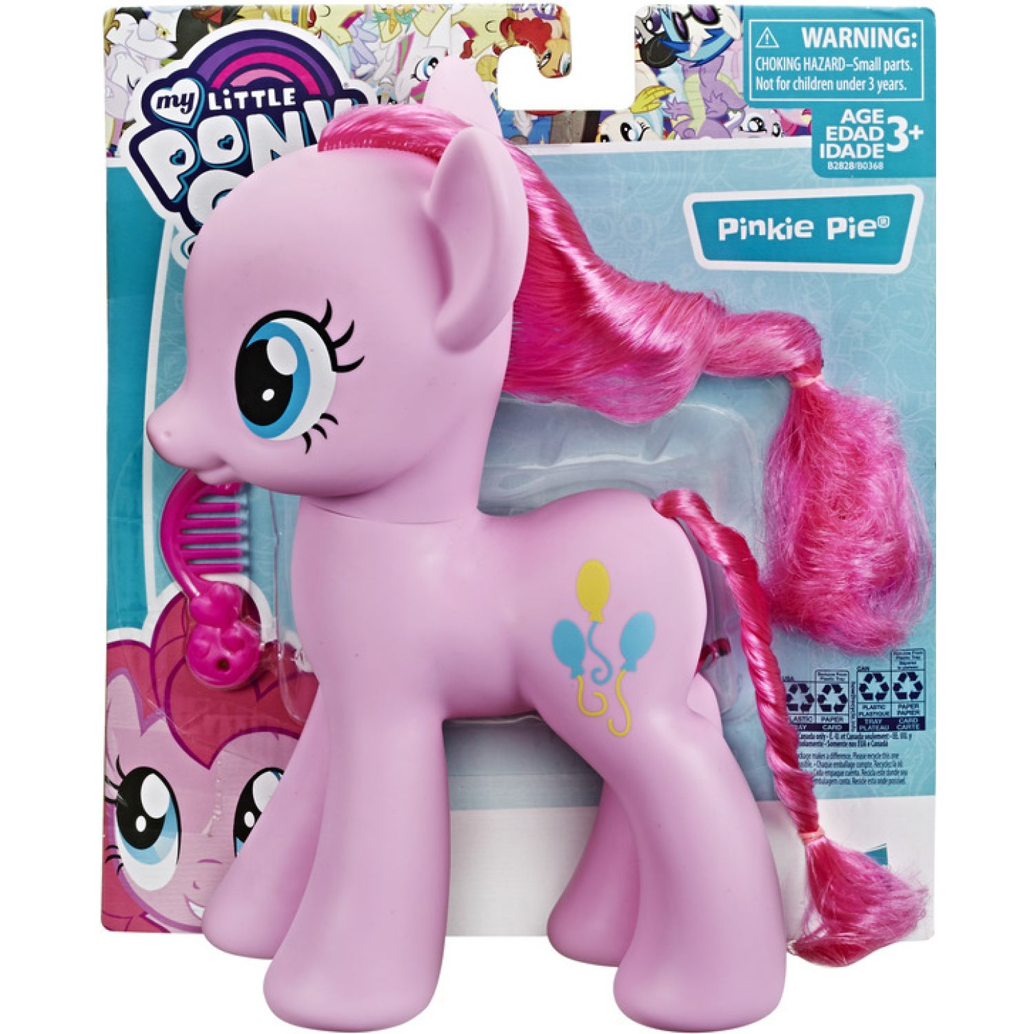 My Little Pony MLP PINKIE PIE Varios Juguete Vehicular de RC